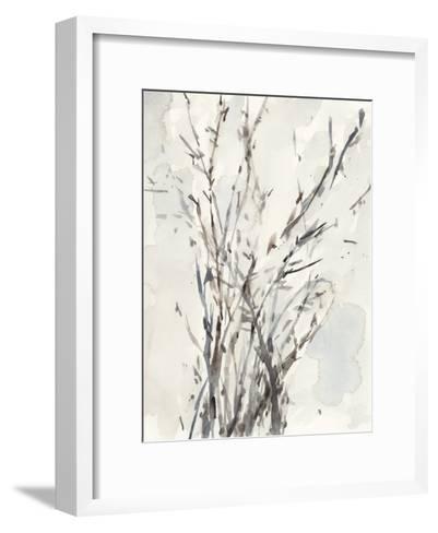Watercolor Branches I-Samuel Dixon-Framed Art Print