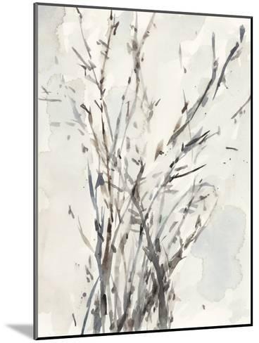 Watercolor Branches I-Samuel Dixon-Mounted Premium Giclee Print