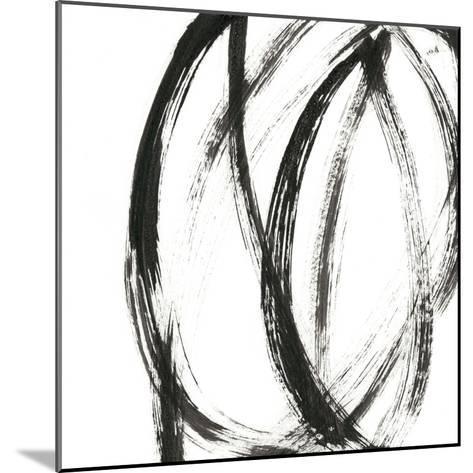 Linear Expression IX-J^ Holland-Mounted Premium Giclee Print