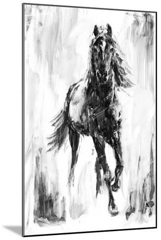 Rustic Stallion I-Ethan Harper-Mounted Premium Giclee Print