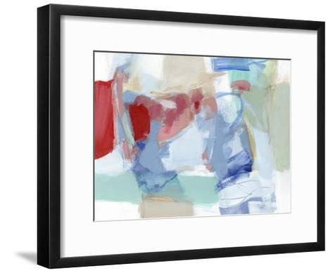 Roundabout I-Christina Long-Framed Art Print