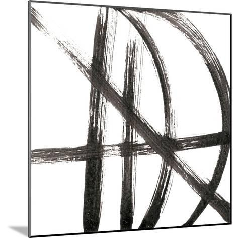 Linear Expression VIII-J^ Holland-Mounted Premium Giclee Print