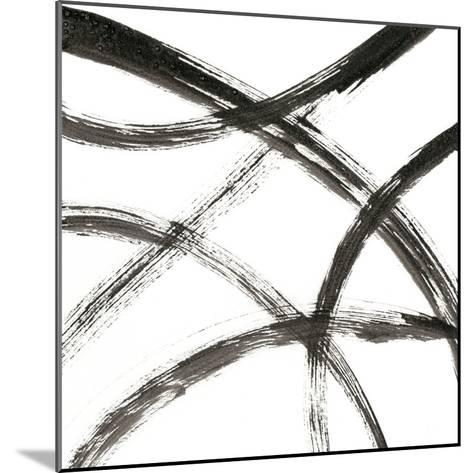 Linear Expression VII-J^ Holland-Mounted Premium Giclee Print