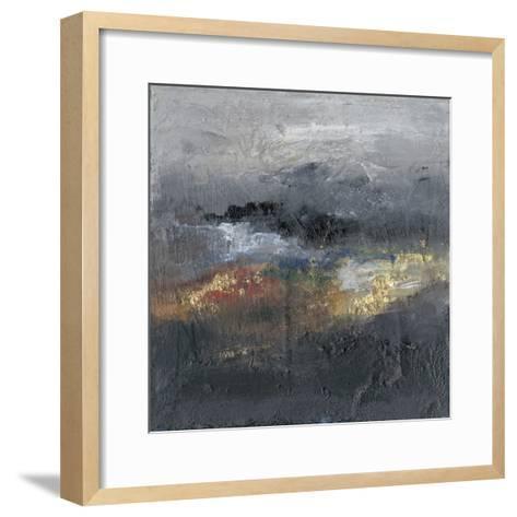 Mountains in the Mist III-Joyce Combs-Framed Art Print