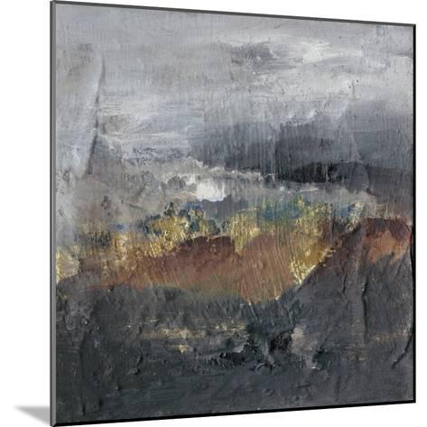 Mountains in the Mist I-Joyce Combs-Mounted Premium Giclee Print