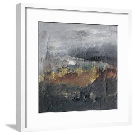 Mountains in the Mist I-Joyce Combs-Framed Art Print