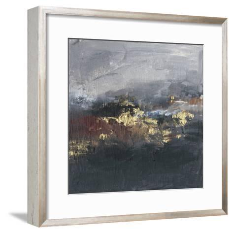 Mountains in the Mist II-Joyce Combs-Framed Art Print
