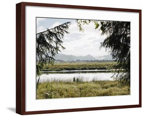 Pacific Northwest Oregon X-Adam Mead-Framed Art Print