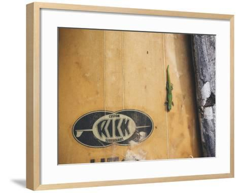 Hawaii View IX-Adam Mead-Framed Art Print
