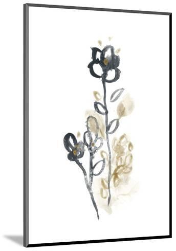 Bronze Bouquet IV-June Vess-Mounted Premium Giclee Print