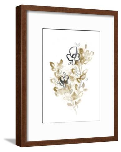 Bronze Bouquet III-June Vess-Framed Art Print