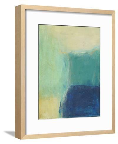 Subtle Interaction II-J^ Holland-Framed Art Print