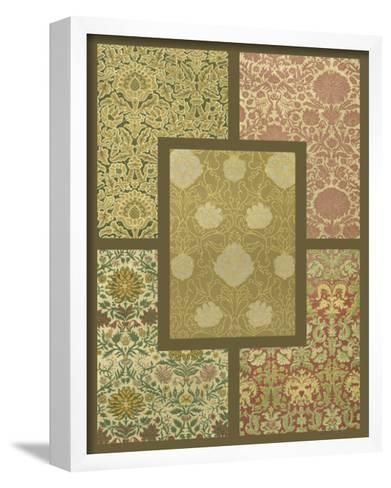 Textile Detail II-Vision Studio-Framed Art Print