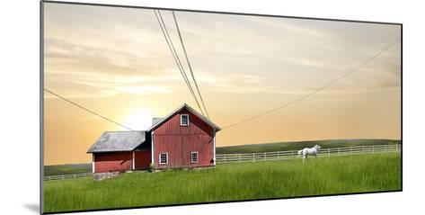 Farm & Country IV-James McLoughlin-Mounted Photographic Print