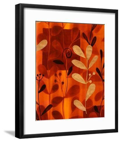 Sunkissed Silhouette III-Vision Studio-Framed Art Print