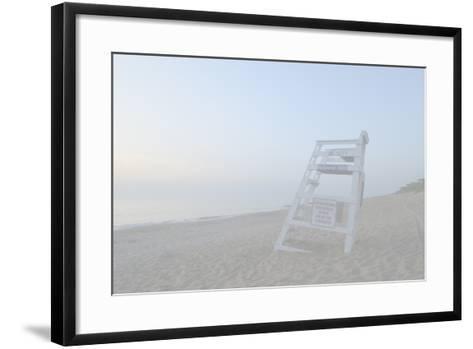 Off Duty II-Sharon Chandler-Framed Art Print