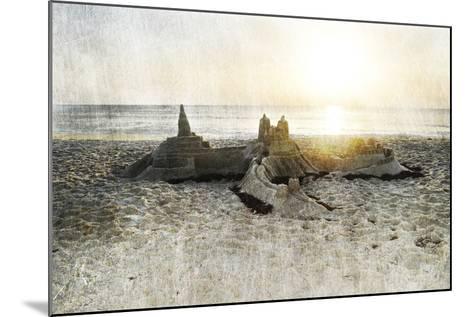 Sand Castle I-Sharon Chandler-Mounted Photographic Print