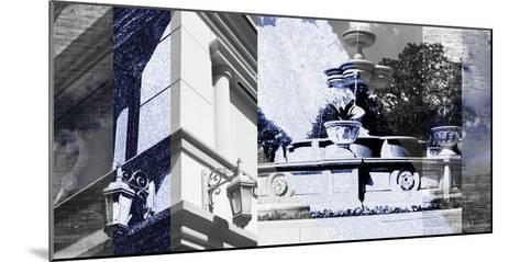 Architecture Collage II-Sisa Jasper-Mounted Photographic Print