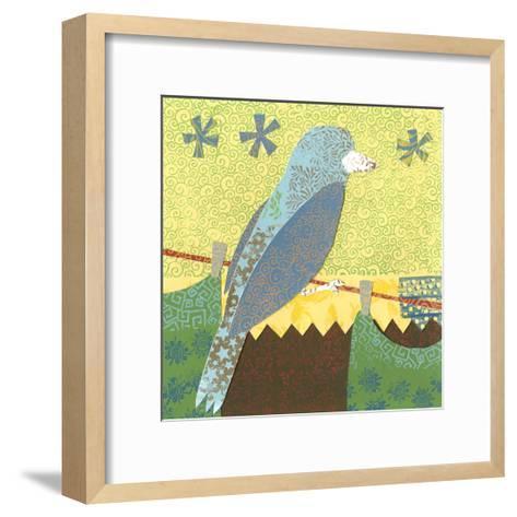 Flight Patterns I-Megan Meagher-Framed Art Print
