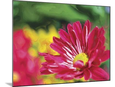 Painterly Flower VI-Lola Henry-Mounted Photographic Print
