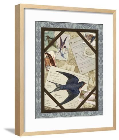 Bird Watching I-Kate Ward Thacker-Framed Art Print