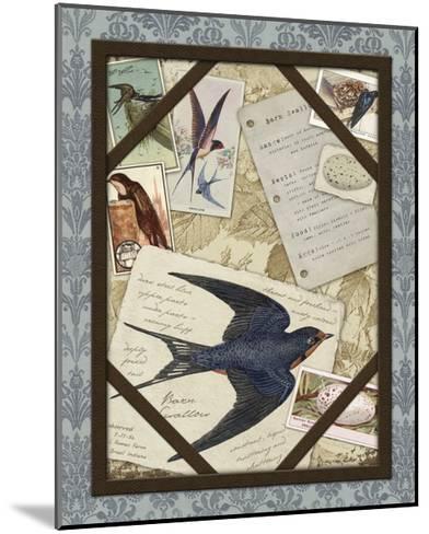 Bird Watching I-Kate Ward Thacker-Mounted Art Print