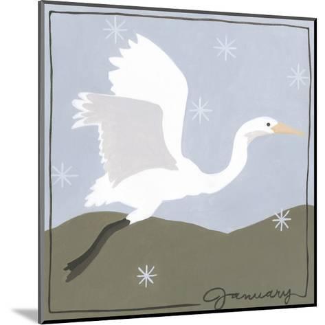 Avian January-Megan Meagher-Mounted Art Print