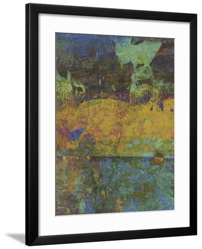 Golden Light I-Ricki Mountain-Framed Art Print