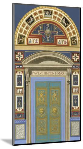 Venetian Door I--Mounted Art Print