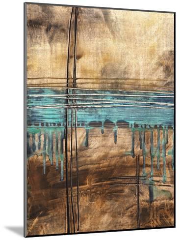 Expanse I-Jason Higby-Mounted Art Print