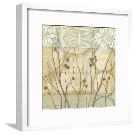 Small Willow and Lace I-Jennifer Goldberger-Framed Art Print