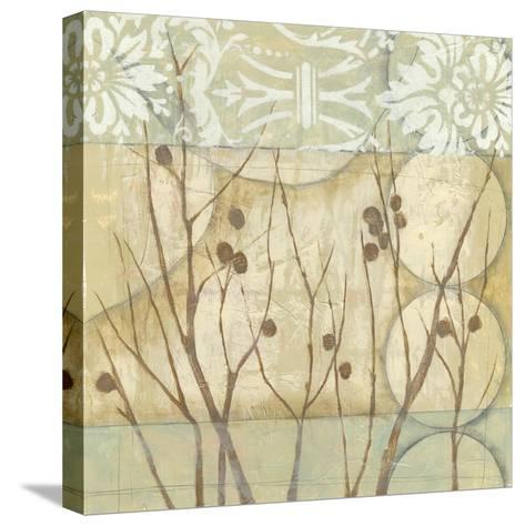 Small Willow and Lace I-Jennifer Goldberger-Stretched Canvas Print