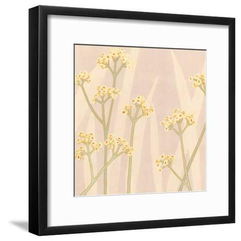 Garden Silhouette I-Megan Meagher-Framed Art Print