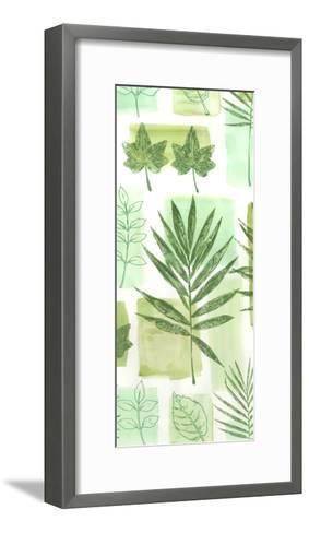 Leaf Impressions VI-Vision Studio-Framed Art Print