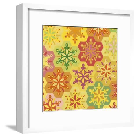 Sunny Day IV-Chariklia Zarris-Framed Art Print