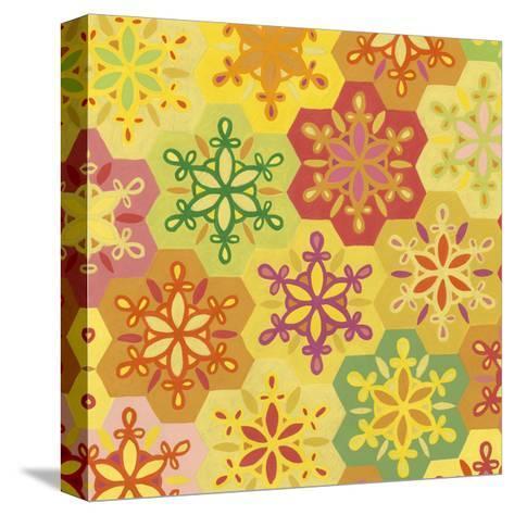 Sunny Day IV-Chariklia Zarris-Stretched Canvas Print