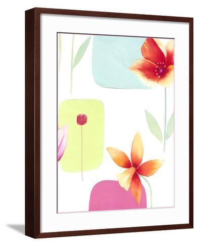Fresh-Cut IV-Vision Studio-Framed Art Print