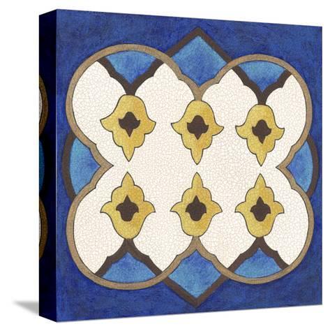 Royal Lapis II-Vanna Lam-Stretched Canvas Print