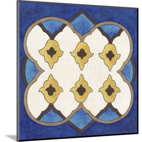 Royal Lapis II-Vanna Lam-Mounted Art Print