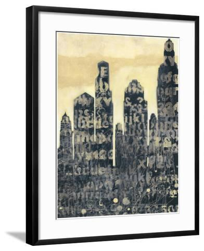 Concrete II-Norman Wyatt, Jr^-Framed Art Print