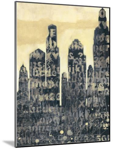 Concrete II-Norman Wyatt, Jr^-Mounted Art Print
