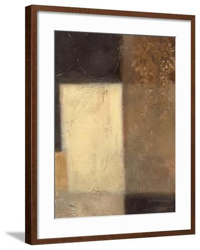 Ivory & Onyx II-Norman Wyatt, Jr^-Framed Art Print