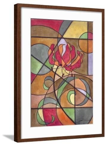 Craftsman Flower IV-Jason Higby-Framed Art Print