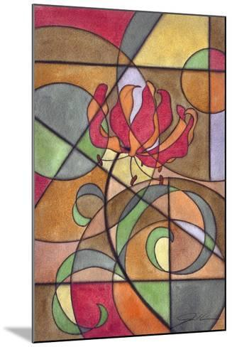 Craftsman Flower IV-Jason Higby-Mounted Art Print