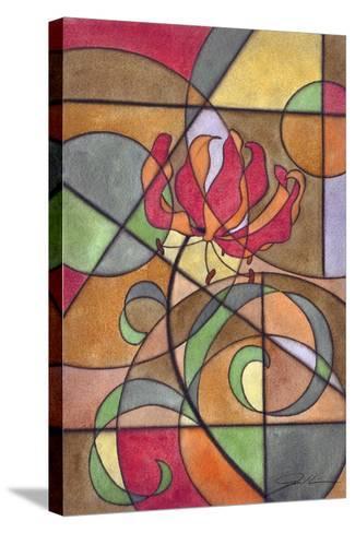 Craftsman Flower IV-Jason Higby-Stretched Canvas Print