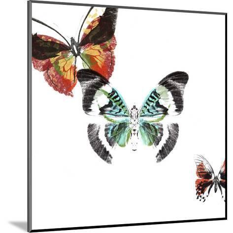 Butterflies Dance III-A. Project-Mounted Art Print