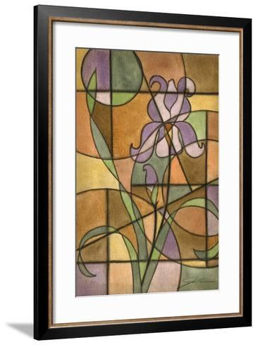 Craftsman Flower III-Jason Higby-Framed Art Print