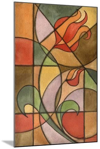 Craftsman Flower II-Jason Higby-Mounted Art Print