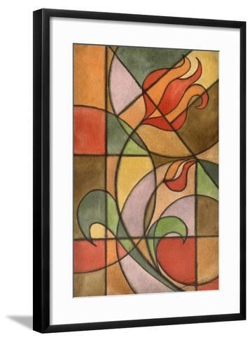 Craftsman Flower II-Jason Higby-Framed Art Print
