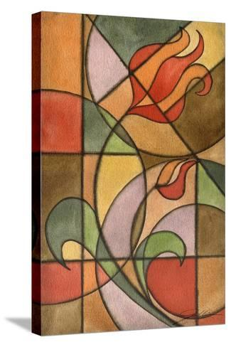 Craftsman Flower II-Jason Higby-Stretched Canvas Print
